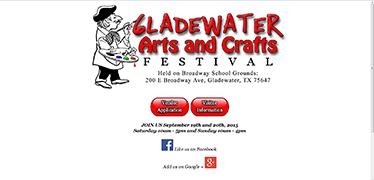gladewaterartsandcrafts.com