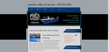 precisionwatercut.com
