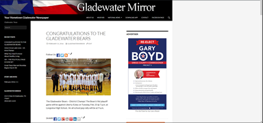 gladewatermirror.com