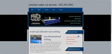 precisionwatercut.com
